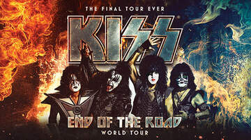 None - KISS - End of the Road World Tour Greensboro