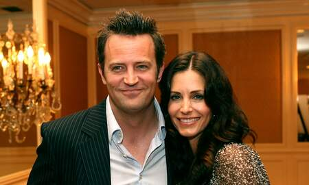 Entertainment News - Matthew Perry Has Reportedly 'Always Been In Love' With Courteney Cox