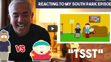 Eddie Barella - Cesar Millan reacts to his episode in South Park