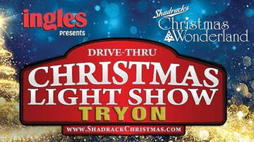 None - Shadrack's Christmas Wonderland in Tryon!