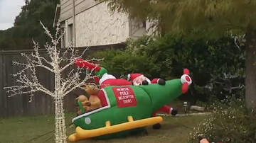National News - HOA Tells Texas Family It Is Too Early To Put Up Christmas Decorations
