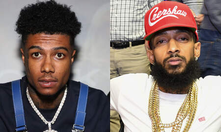 Trending - Blueface Responds To Claims He Dissed Nipsey Hussle