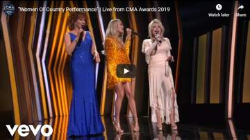 Amber Parker - Women of Country Performance