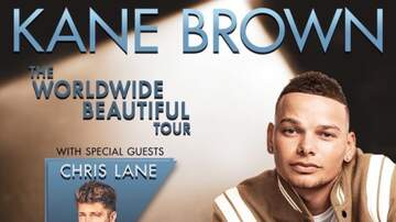 None - Kane Brown - The Worldwide Beautiful Tour - with special guest Chris Lance