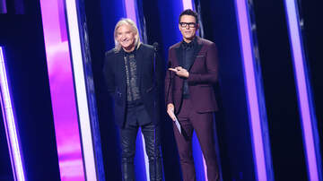 Bobby Bones - Joe Walsh Couldn't Stop Saying Bobby While Presenting At CMA Awards