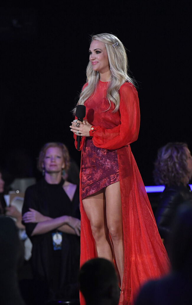 ABC's Coverage Of The 53rd Annual CMA Awards