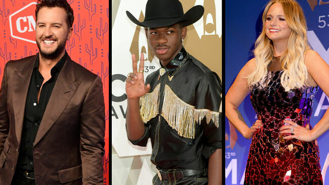 Who Are Forbes' Highest-Paid Country Stars?