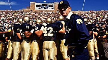 FOX Sports Radio - Notre Dame Football's 46-Year Home Sellout Streak Expected to End Saturday