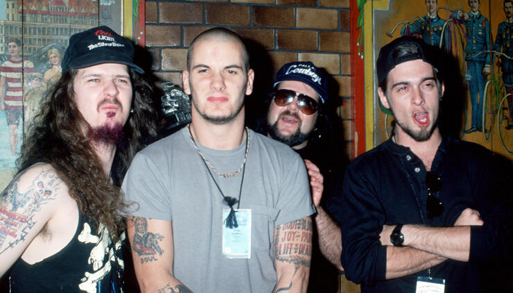"""Phil Anselmo: It Would Be An """"Honor"""" If Pantera Was Inducted Into Rock Hall 