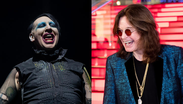 ozzy and marilyn manson tour