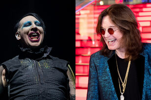 "Marilyn Manson ""Honored"" To Join Ozzy Osbourne On Rescheduled Tour Dates"