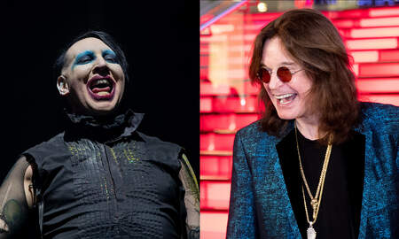 Rock News - Marilyn Manson Honored To Join Ozzy Osbourne On Rescheduled Tour Dates