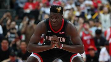 Talking Rockets w/ Ben DuBose - Rockets Center Clint Capela to Miss at Least 1 Game with Head Injury