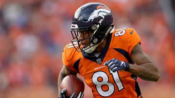 Denver Broncos - Broncos WR Tim Patrick on Broncos Country Tonight
