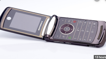 Qui West - Motorola To Release Classic Razr Phone With Foldable Screen In January!