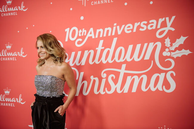 """Los Angeles Special Screening Of Hallmark Channel's """"A Christmas Love Story"""""""