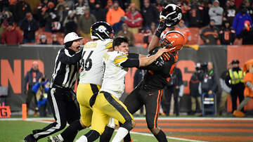 Spencer & Kristen - Brawl Breaks Out At The Browns vs. Steelers Game