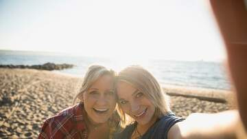 Andi and Kenny  - Study: Mother-daughter trips good for your health