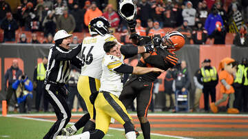Lance McAlister - Suspensions handed down from Steelers and Browns brawl