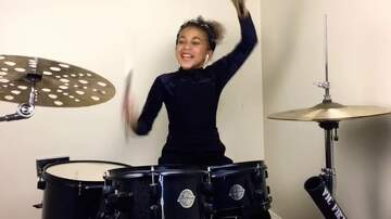 Trending - 9-Year-Old Blows Off Some Steam With Drum Cover Of Nirvana's In Bloom