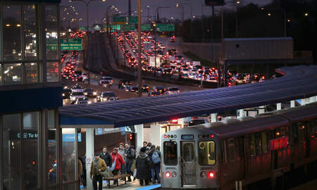 #iHeartSoCal - More Than 55 Million Americans Plan to Travel for Thanksgiving, AAA Says