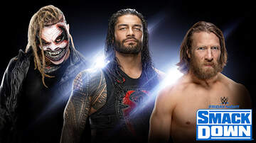 Contest Rules - WWE Friday Night Smackdown – Week of 1.13.20