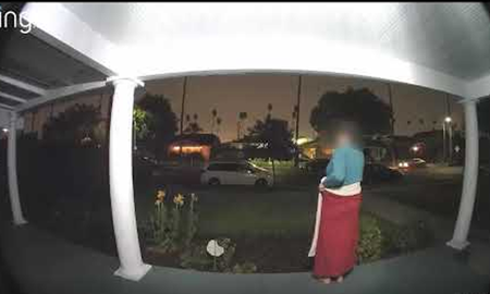National News - 'Somebody Help Me!' Chilling Video Shows Possible Kidnapping in Los Angeles