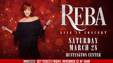 None - Reba Live at Huntington Center!