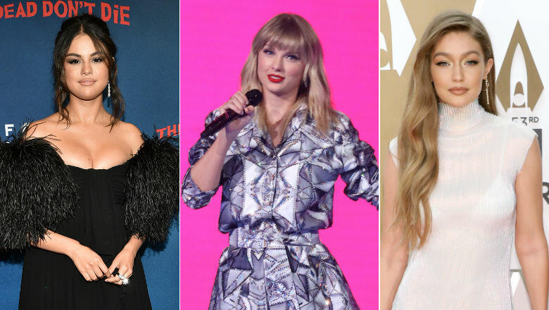 Selena Gomez, Gigi Hadid & More Defend Taylor Swift In Feud With Ex-Label - KFI AM 640