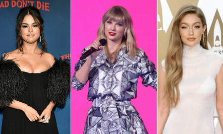Entertainment News - Selena Gomez, Gigi Hadid & More Defend Taylor Swift In Feud With Ex-Label