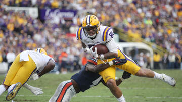 Louisiana Sports - Moss Envisions More Highlight-Reel Plays For No. 1 LSU