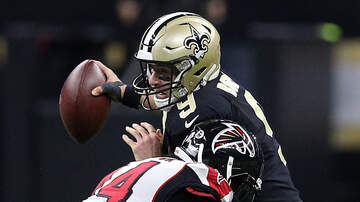 Louisiana Sports - Brees, Humbled Saints Look To Rebound Against Buccaneers