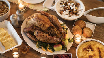 All Things Charleston - Thanksgiving Feasts in Charleston