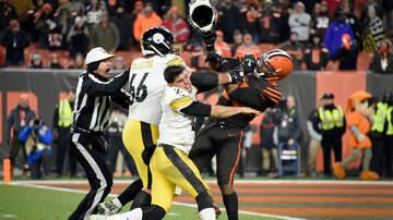 WMZQ Trending - Cleveland Browns' Myles Garrett Suspended Indefinitely From NFL