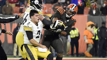 National News - Myles Garrett Suspended Indefinitely For Hitting Steelers QB With Helmet