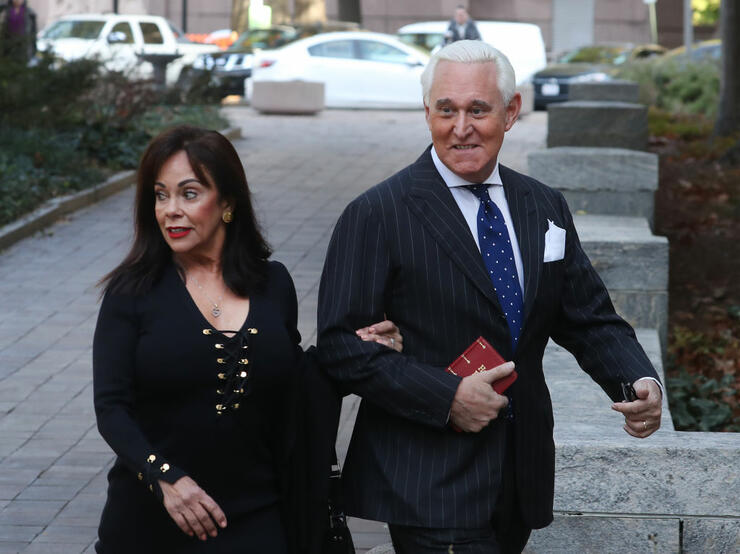 Jury Deliberates In Roger Stone Obstruction Trial