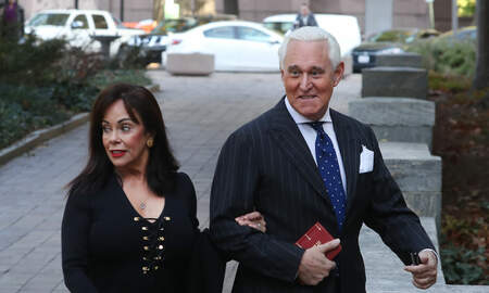 National News - Roger Stone Found Guilty of Lying to Congress to Protect Trump's Campaign