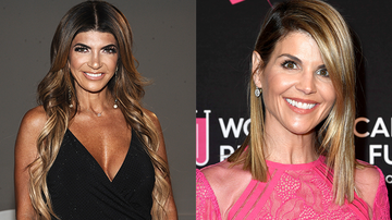 Entertainment News - Theresa Guidice Gave Lori Loughlin Advice For Prison