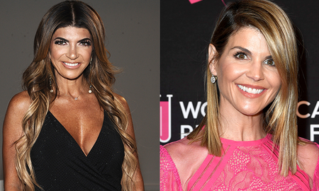 Entertainment News - Theres Guidice Gave Lori Loughlin Advice For Prison