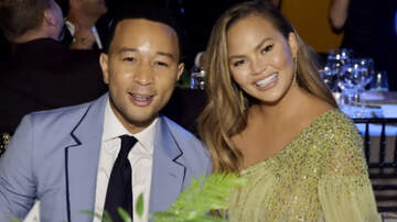 iHeartRadio Music News - Chrissy Teigen Scaring John Legend As He Hosts 'Ellen' Is Couple Goals