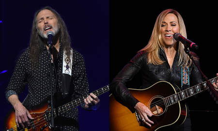 Rock News - The Eagles' Timothy B. Schmitt Unveils The Good Fight With Sheryl Crow