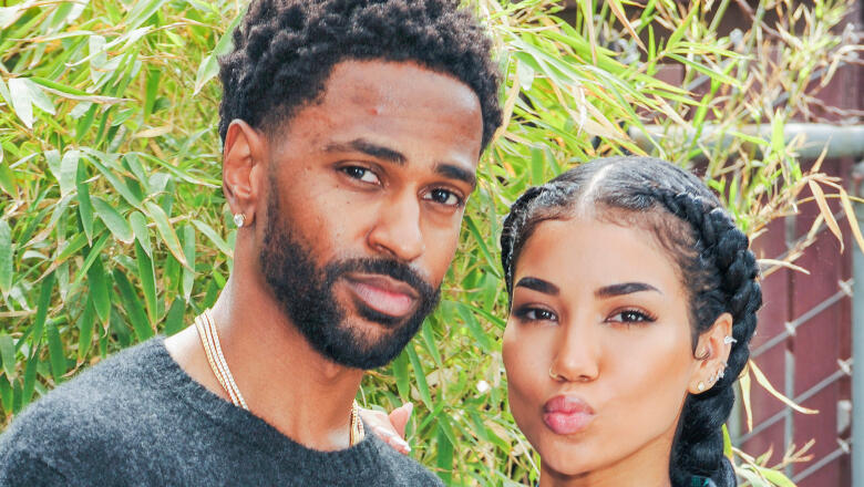 Jhené Aiko and Big Sean Reunite on 'None of Your Concern'