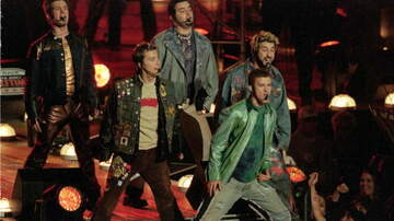 Terry O'Donnell Kiss 102.3 - Joey Fatone Hints At Nsync Reunion