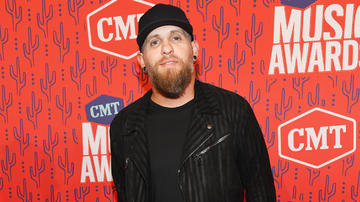 Music News - Brantley Gilbert Mourns The Loss Of His Rescue Dog, Alley