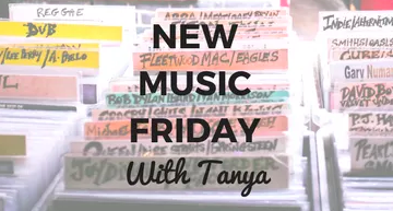 Ryan Seacrest - New Music Friday With Tanya - November 15th