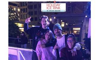 Photos - Safeway Holiday Ice Rank In Union Square | San Francisco | 11.15.19