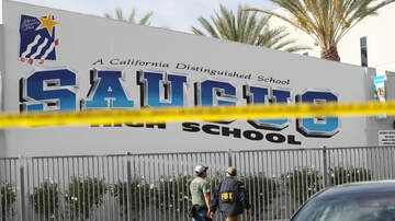 National News - Teen Gunman Who Killed 2 at High School in California, Dies in Hospital