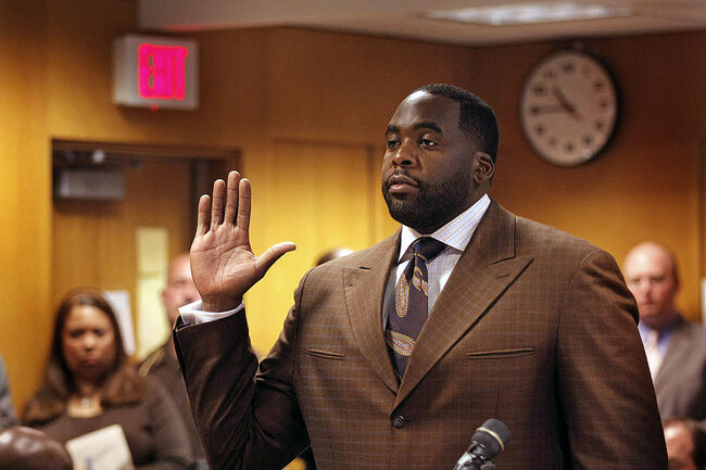 Detroit Mayor Kilpatrick Accepts Plea Deal In Text Message Scandal