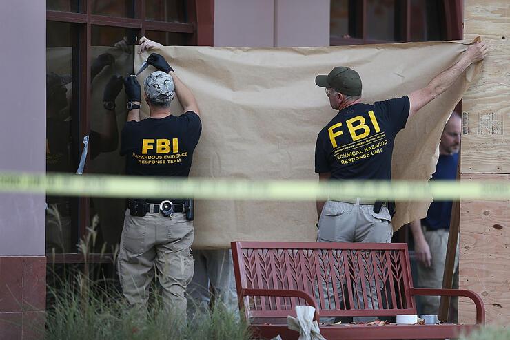 Community Mourns As Investigation Continues Into San Bernardino Mass Shooting