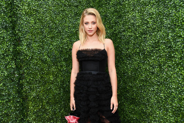 Lili Reinhart Says She Battles with Depression, Anxiety, Body Dysmorphia  | iHeartRadio